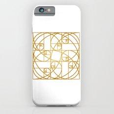 Golden Ropes Slim Case iPhone 6s