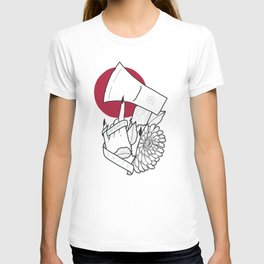Lady Blades, Unite! T-shirt