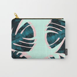 Tropical minimalist plant I Carry-All Pouch