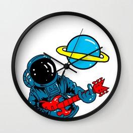Astronaut Kosmonaut Taikonaut Space Treveler Gift Wall Clock