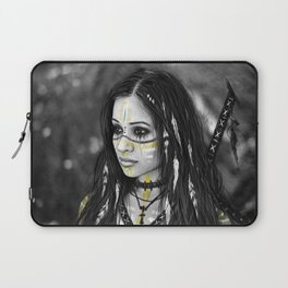 Into the Clearing Laptop Sleeve