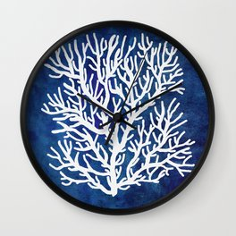 Sea life collection part IV Wall Clock