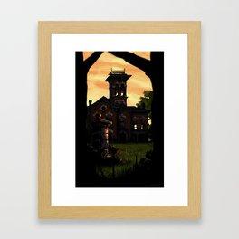 Sauer Castle Framed Art Print