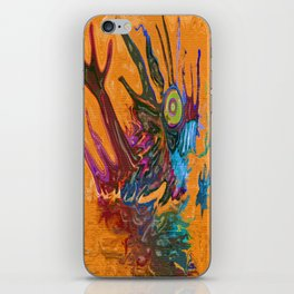 The Swamps Of Frigg iPhone Skin