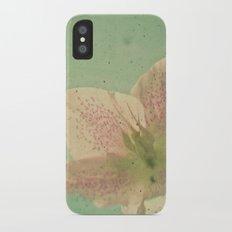 Nostalgia iPhone X Slim Case
