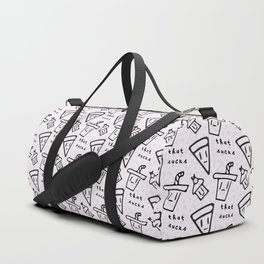 That Sucks Duffle Bag