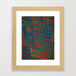 Krafted Framed Art Print