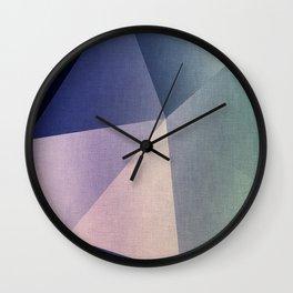 Let life be good Wall Clock