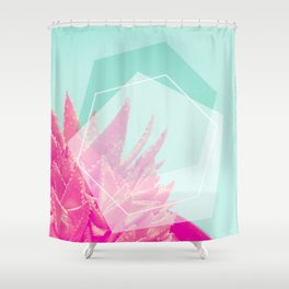 Aloe Veradream Shower Curtain