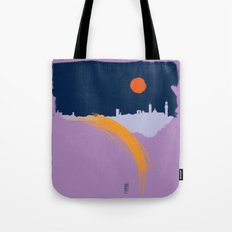 Siena skyline Tote Bag