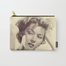 Gloria Grahame Carry-All Pouch