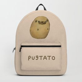 Pugtato Backpack