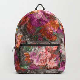 Floral Feast I Backpack