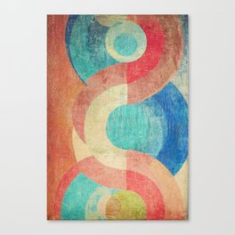 Yin Yang and Something More Canvas Print