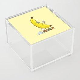 The Banana Skater Acrylic Box