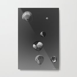 """""""ABQ Balloon Fest"""" Metal Print"""