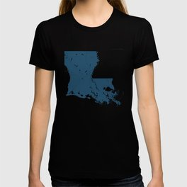 Louisiana Parks - v2 T-shirt