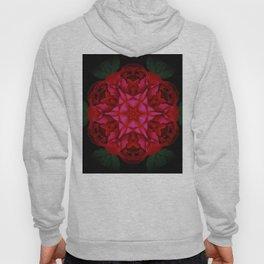 Red Rose Kali Hoody