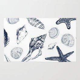 Underwater creatures Rug