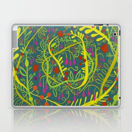 Dark Garden Gone Wild Laptop & iPad Skin
