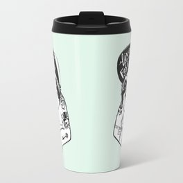 Sloth Tattooed Travel Mug