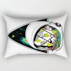 Space Gummies Rectangular Pillow