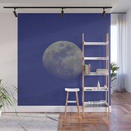 Blue Moon Wall Mural