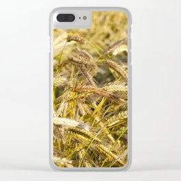 different color of ears Clear iPhone Case