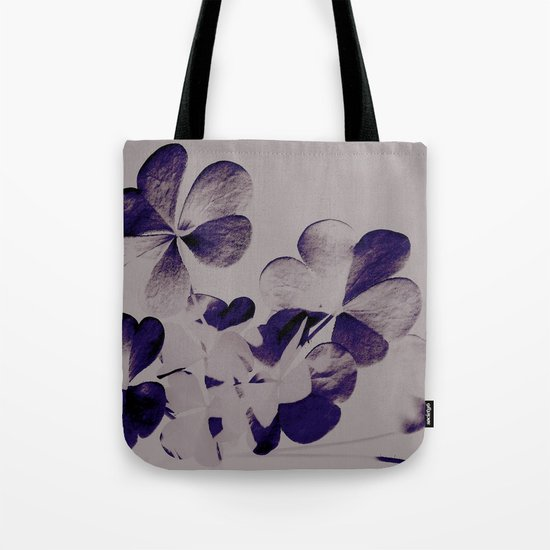 Leaves of Three, Let it Be... Tote Bag