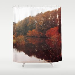 Autumn Scenery #5 Shower Curtain