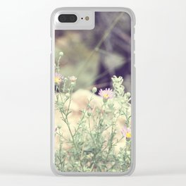 Popsie Clear iPhone Case
