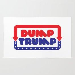 Dump Trump Rug