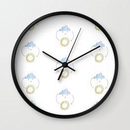La vie c'est Wall Clock