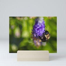 The Bumble Bee Mini Art Print