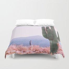 Warm Desert Duvet Cover