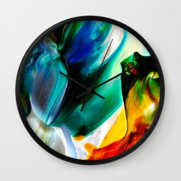 Marquis Reagent Wall Clock