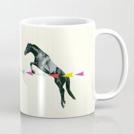 On Target : Sagittarius Coffee Mug