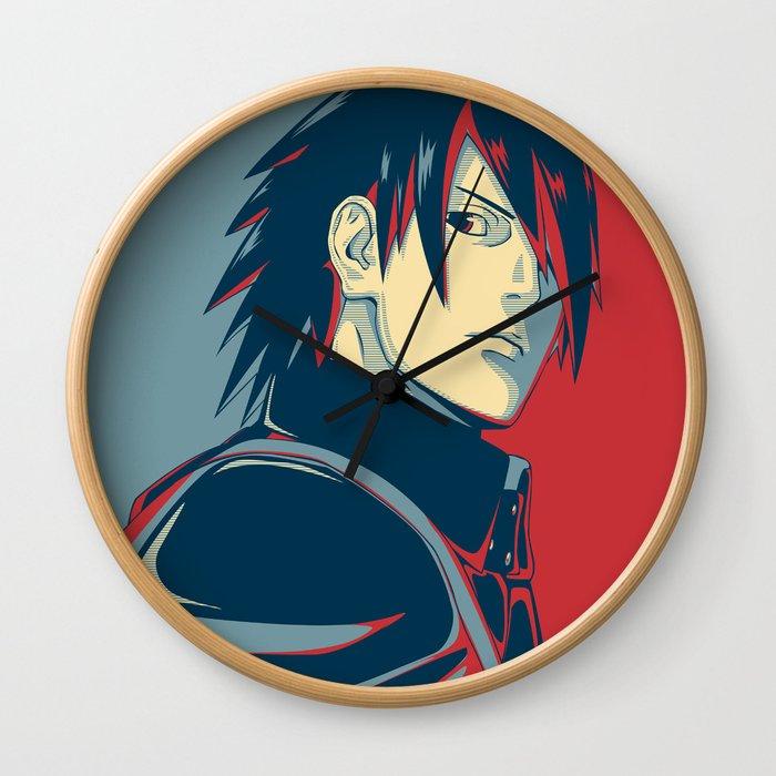 Sasuke - Truth Wall Clock