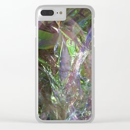 Can you see me now Clear iPhone Case
