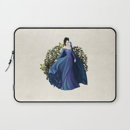 Enchanting Blue Laptop Sleeve