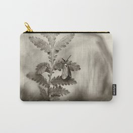 Forester Moth Monochrome Carry-All Pouch