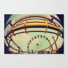 Santa Monica Canvas Print