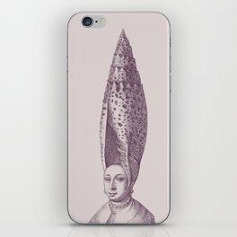 Haute Coiffure  /#4 iPhone Skin