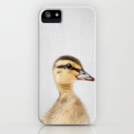Duckling - Colorful iPhone Case