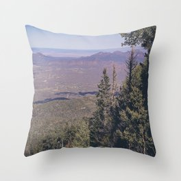 You Lost Me Here Throw Pillow
