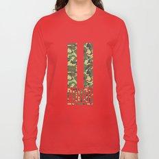 PAUSE – Camo Long Sleeve T-shirt