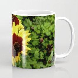Flowers In Mid-Summer Coffee Mug