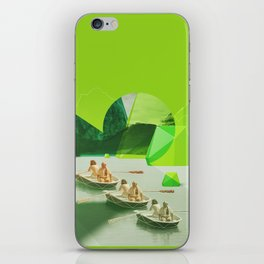 Row Your Boat iPhone Skin