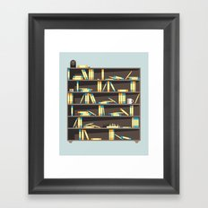 Organised Chaos Framed Art Print