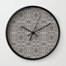 Stone Design Wall Clock